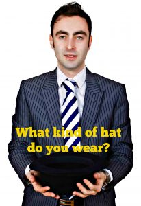 The Hat You Wear Determines Your Success in Wealth