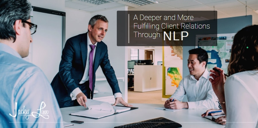A Deeper and More Fulfilling Client Relations Through NLP